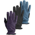 Kerrits Fall Stable Knit Winter Riding Gloves