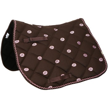 Lettia Collection Printed All Purpose Saddle Pads-Deal!