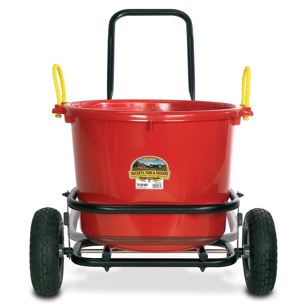 Little Giant Multi Purpose Muck Bucket Cart