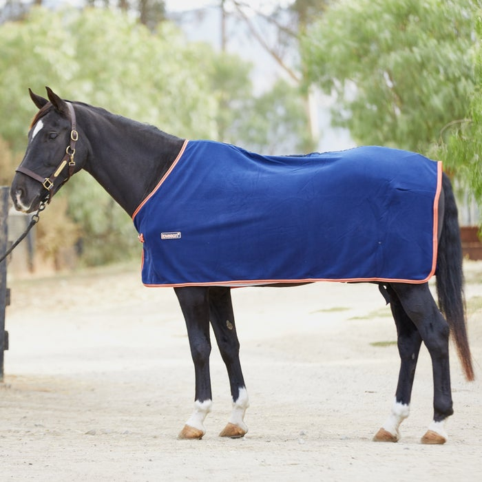 Loveson Soft Fleece Cooler Rug Sheet Riding Warehouse