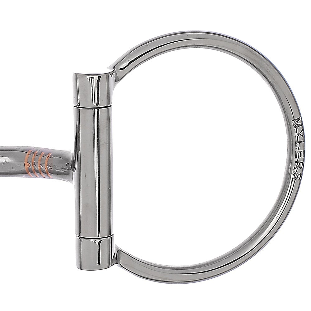 hooks snaffle port stainless with bit comfort low cheek steel myler comforter gif full
