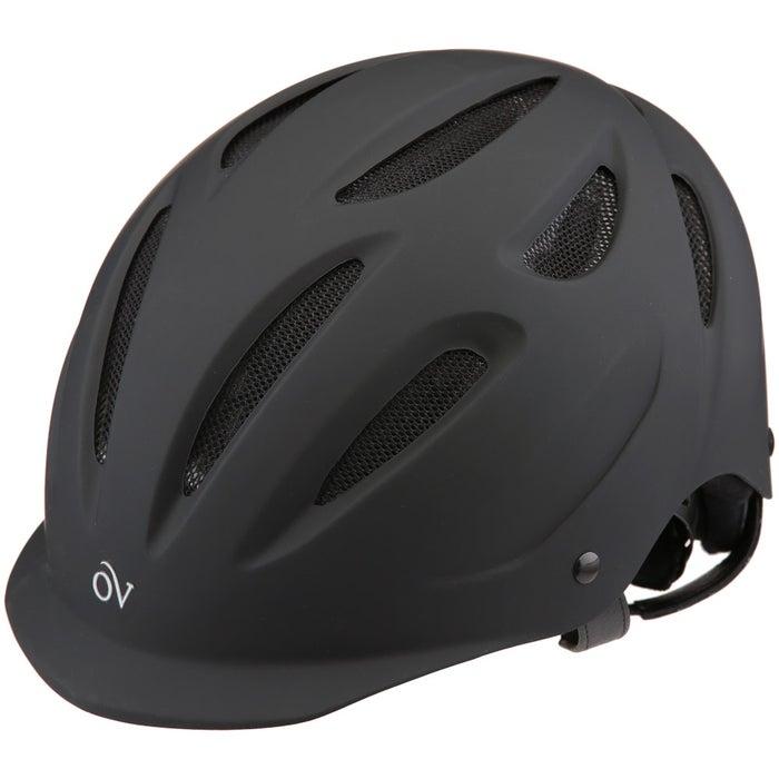 Ovation Protege Matte Riding Helmet Riding Warehouse