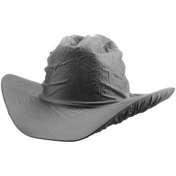 Plastic Waterproof Cowboy Hat Cover Protector - Riding Warehouse c1a8310cece4