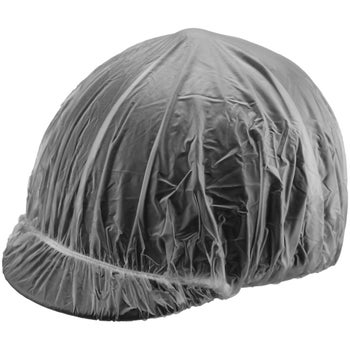 Clear Plastic Waterproof Riding Helmet Cover Protector - Riding Warehouse 156668110e63