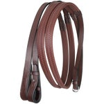 Passport by Toklat English Rubber Reins W/Hook Closures