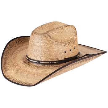 Resistol Amarillo Sky Jason Aldean Palm Cowboy Hat - Riding Warehouse ac87a555530