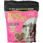 Renew Gold Bisquits All Natural Supplement Horse Treats