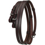 Tory Inside Rubber Sure Grip Reins with Buckle Ends