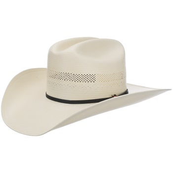 Resistol Big Money USTRC Collection Straw Cowboy Hat - Riding Warehouse 644c883cb64