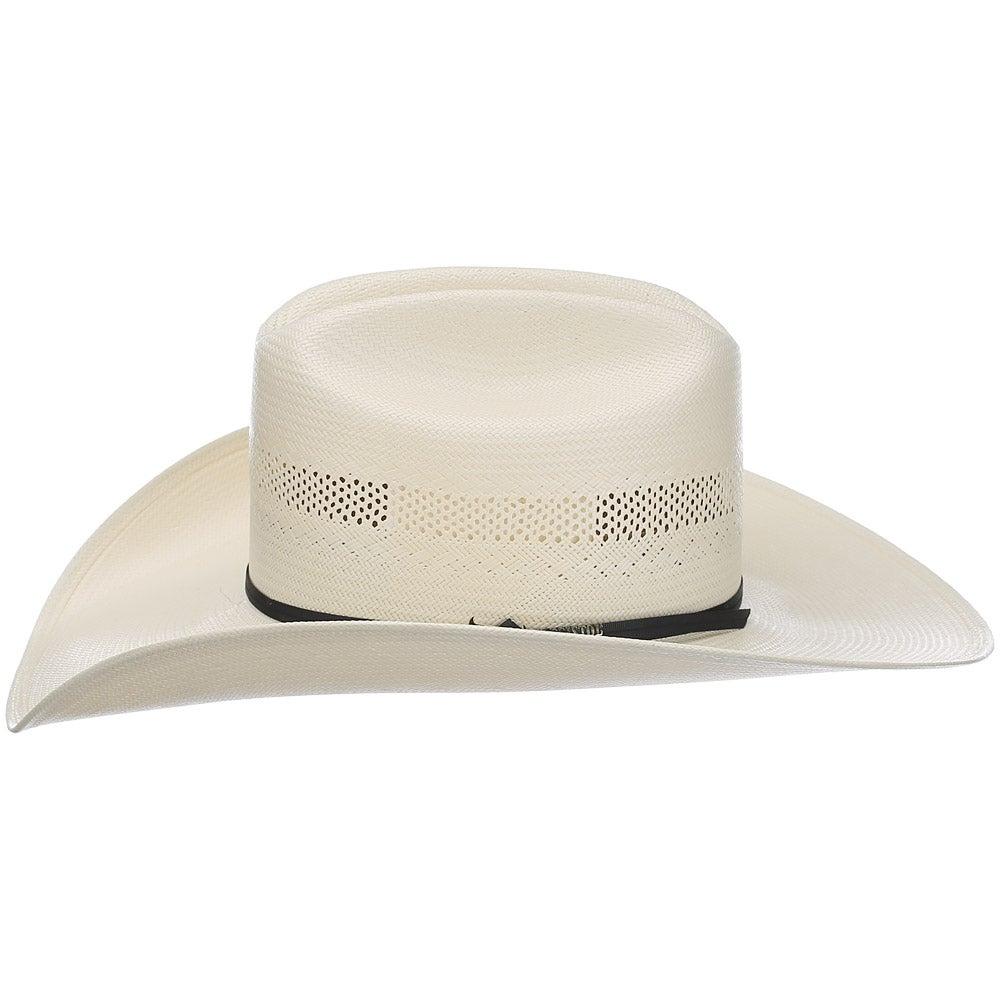 dbceeecb08b Resistol Big Money USTRC Collection Straw Cowboy Hat - Riding Warehouse