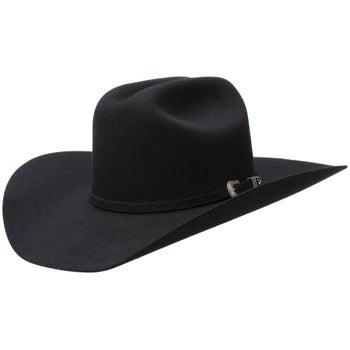 ebc2768ad1c2ce Resistol The Challenger 5X Fur Felt Cowboy Hat - Riding Warehouse