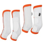 Shires Airflow Fly Leg Wraps/Boots Set of 4