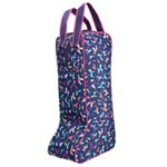 Shires Dog Print Tall/Long Boot Bag