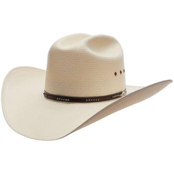 09d66d7e7 Stetson Llano 10X Straw Cowboy Hat - Riding Warehouse