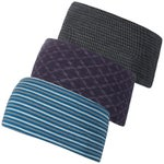 SmartWool Merino Wool Reversible Patterned Headband