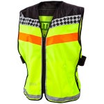 Safe Riders Gear Reflective Safety Caution Vest