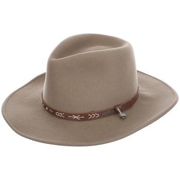Stetson Santa Fe Crushable Outdoor Hat w Chin Strap - Riding Warehouse c217bf752