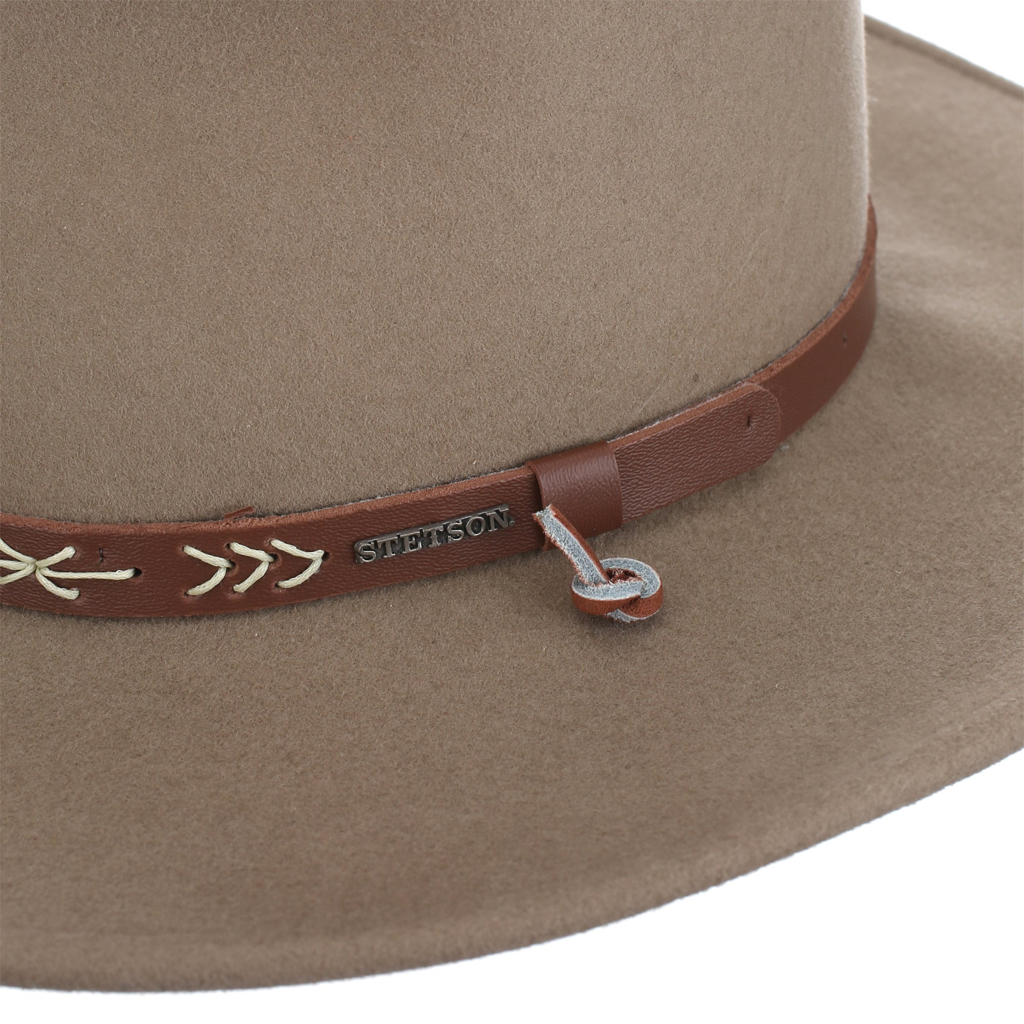 Stetson Santa Fe Crushable Outdoor Hat w Chin Strap - Riding Warehouse f6208085bf3
