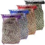 Tough 1 Hay Hoop Slow Feeder Collapsible Wall Hay Net