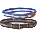 Ariat Unisex Three Rail Woven Stretch Belt