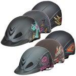 Troxel Rebel Low Profile Western Riding Helmet