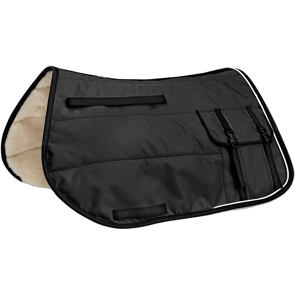 Toklat woolback trail pocket saddle pad english