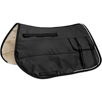 Toklat Woolback Trail Pocket Saddle Pad - English