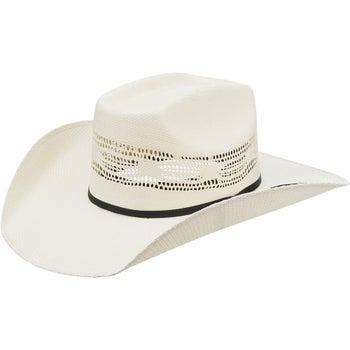 Twister Youth Kids Bangora Straw Cowboy Hat - Riding Warehouse 0eeead78089
