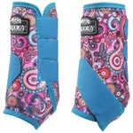 Weaver Prodigy Patterned Athletic Support Horse Boots