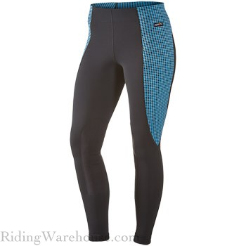 Kerrits Spring Flow Rise Kneepatch Performance Tights